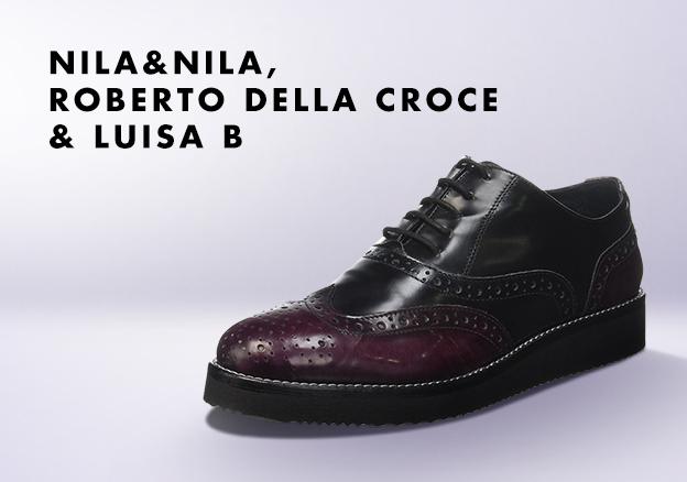 Nila&Nila, Roberto della Croce & Luisa B.