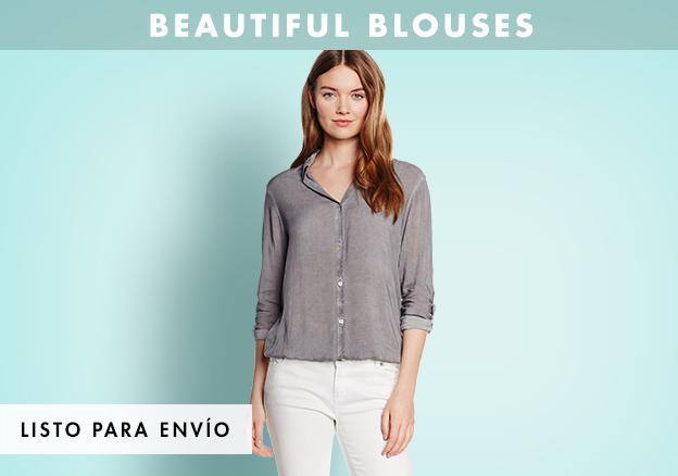 Beautiful Blouses!