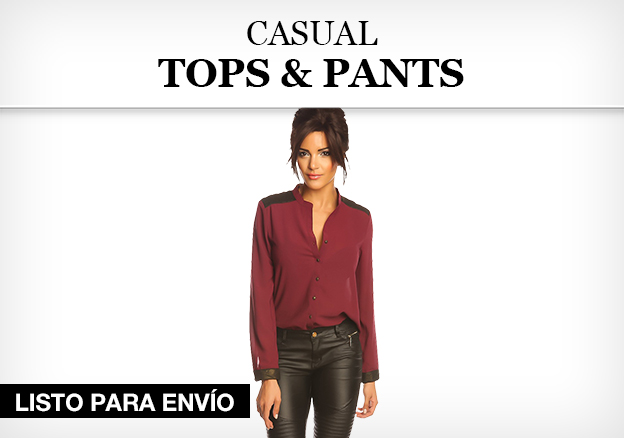 Casual Tops & Pants