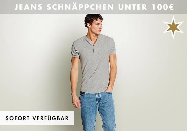 Jeans Schnäppchen unter 100€