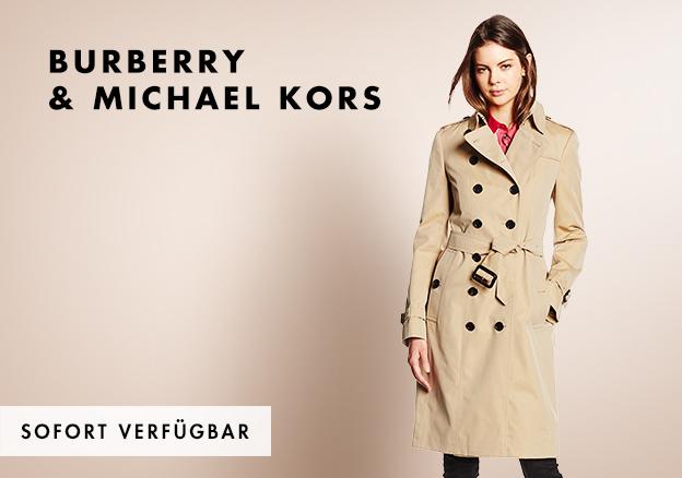 Burberry & Michael Kors