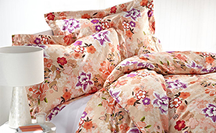 Twinkle Living Bedding!