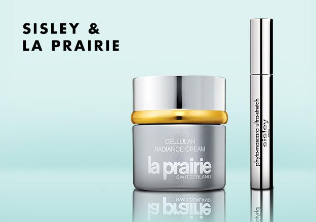 Sisley & La Prairie!