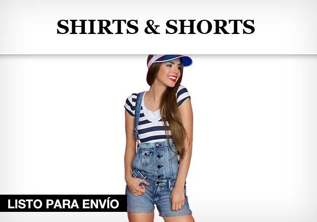 Shirts & Shorts!