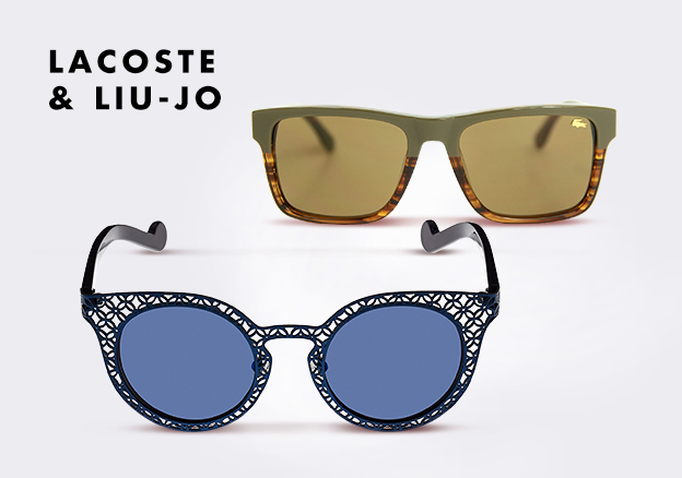 Lacoste & Liu-Jo!
