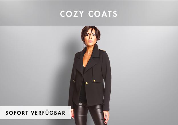 Cozy coats!