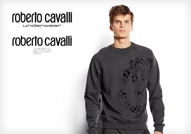 Roberto Cavalli Underwear & Gym
