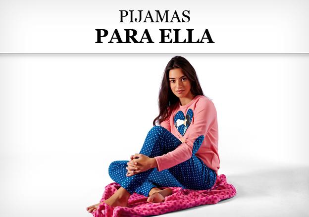 Pijamas para ella!