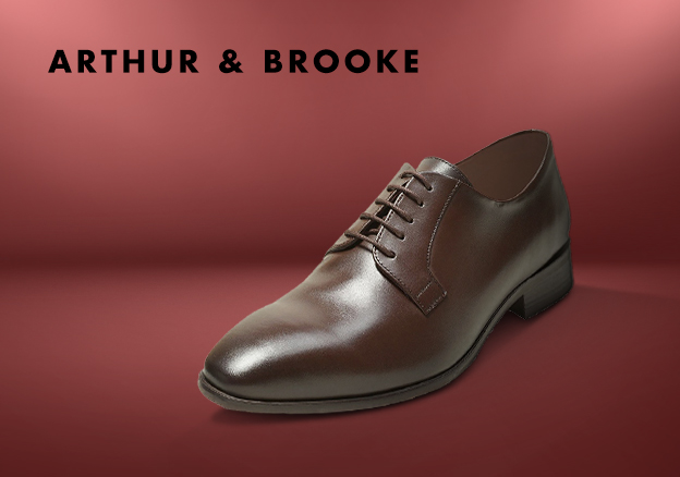 Arthur & Brooke!