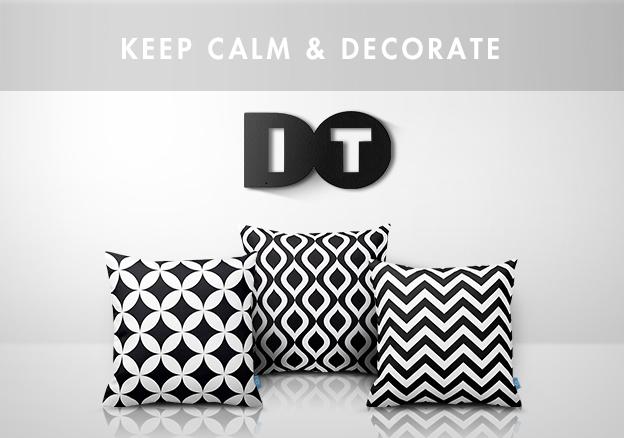 KEEP CALM & DECORATE!