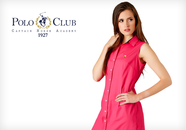 Polo Club mujer