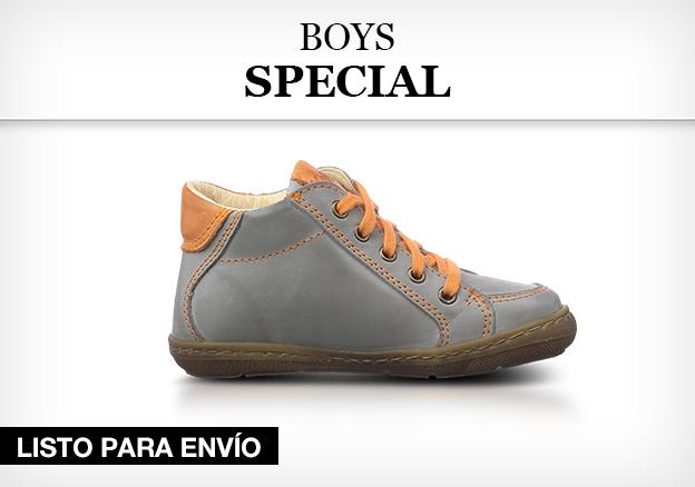 Boys special