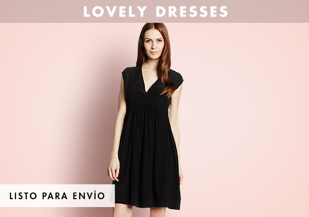 Lovely dresses!