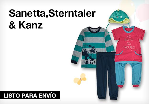 Sanetta, Sterntaler & Kanz