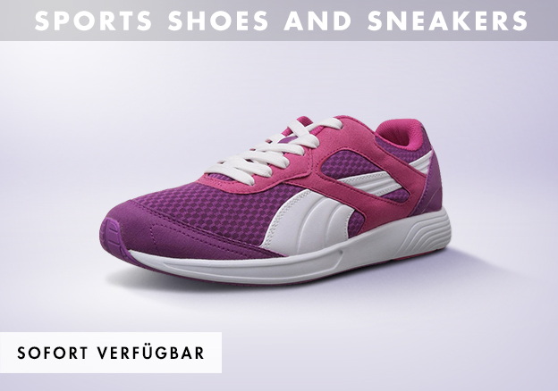 Sports shoes & sneakers