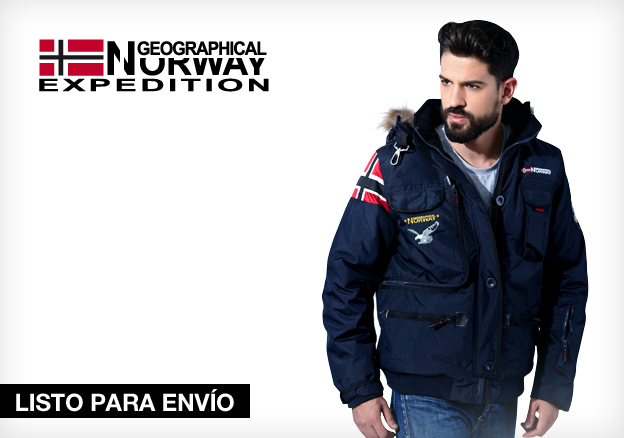 Geographical Norway Hombre