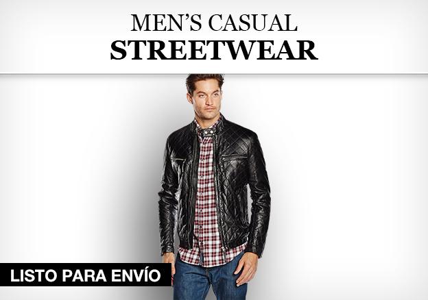Men's Casual Streetwear