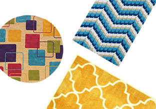 Shapes & Sizes: Rugs!