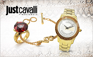 Just Cavalli Jewels & Time