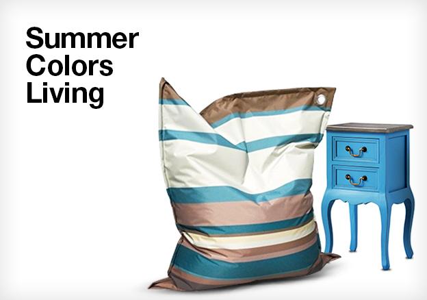 Summer Colors Living