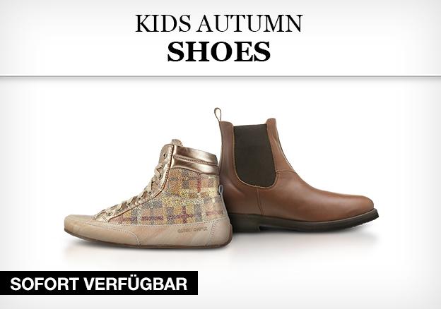 Kids autumn shoes