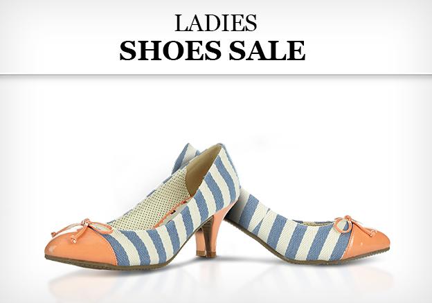 Ladies Shoes Sale