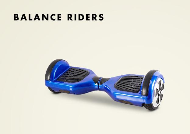 Balance Riders!
