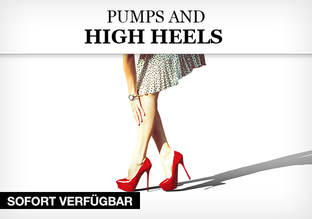 Pumps and High Heels