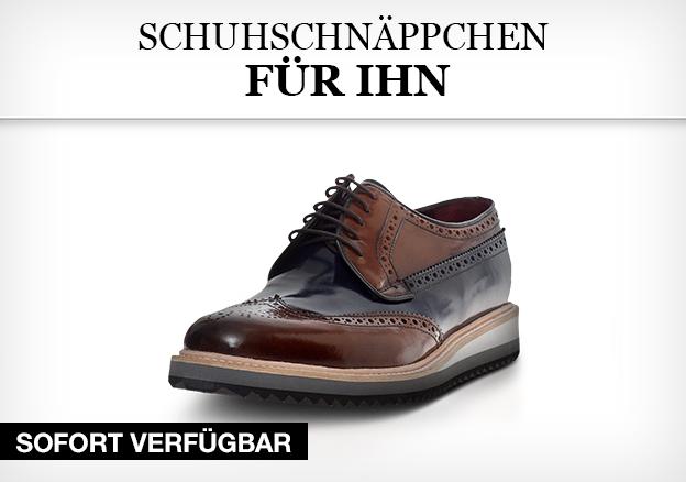 Schuhschnäppchen für Ihn