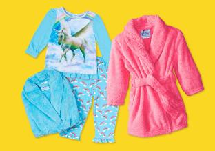 Just $14: PJ & Robe Sets for Kids