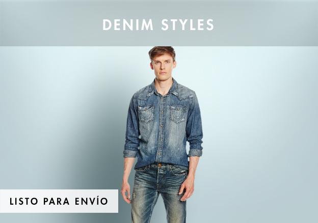 Denim Styles!