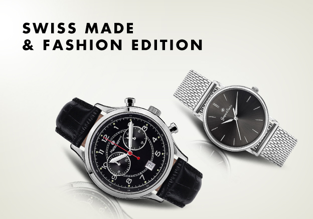 Swiss Made & Fashion Edition!
