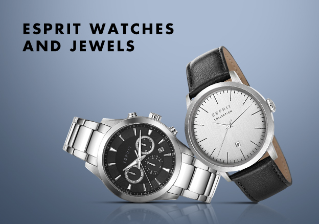 Esprit Watches and Jewels