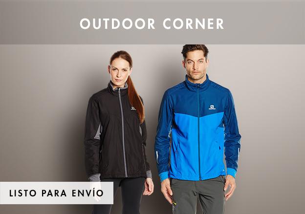 Outdoor Corner!