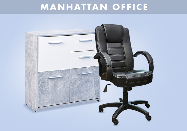 Manhattan Office!
