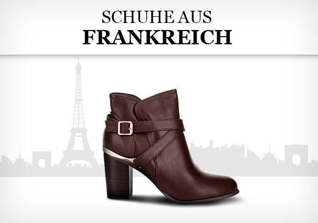 Schuhe aus Frankreich
