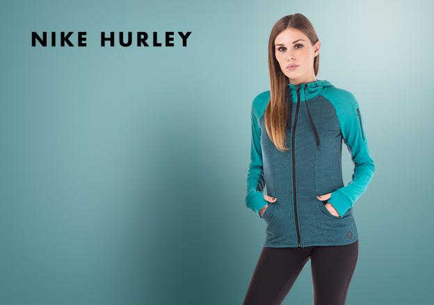 Nike Hurley!