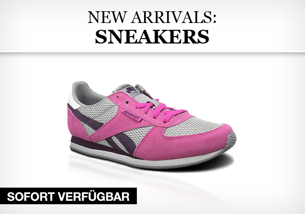 New arrivals: Sneakers