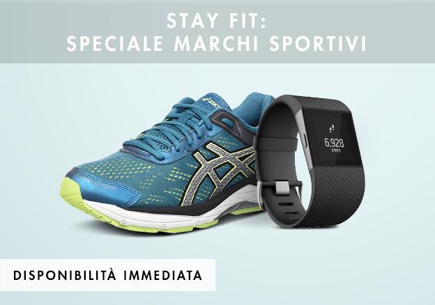Stay fit – Speciale marchi sportivi  9b453278bcb