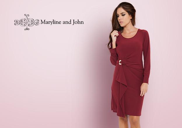 Maryline and John!