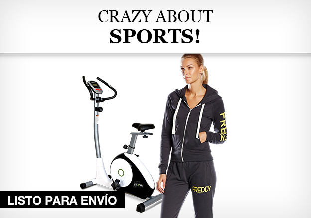 Crazy about sports!!