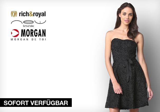 Rich & Royal, New Look & Morgan