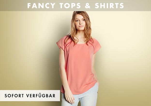 Fancy Tops & Shirts