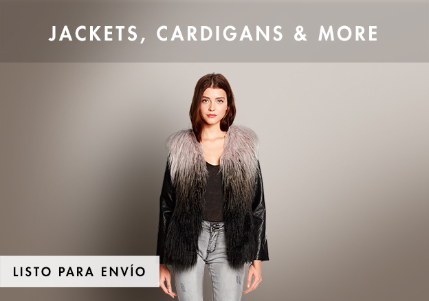 Jackets, Cardigans & More up to -74%