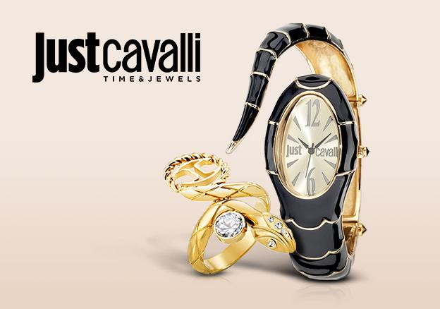 Just Cavalli Watches & Jewelry!