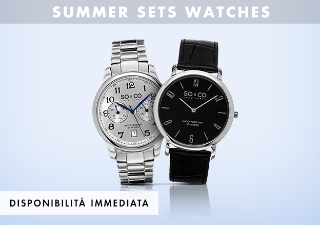Summer Sets Watches