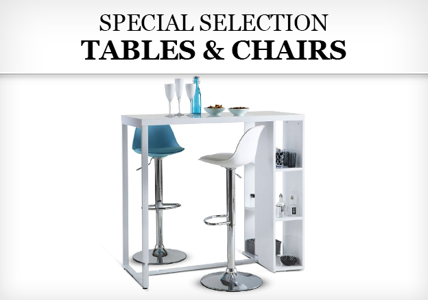 Special Selection: Tables & Chairs