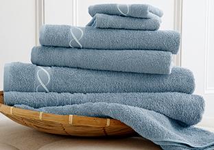 Fino al 70 % di sconto : cotone egiziano Asciugamani e accappatoi!
