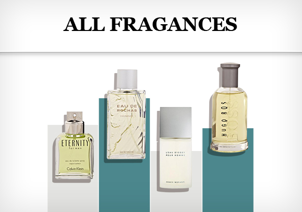 All Fragances: Men