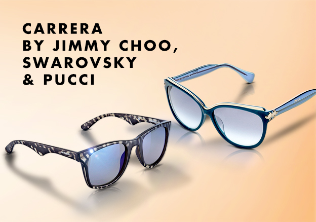 Carrera by Jimmy Choo, Swarovski & P...